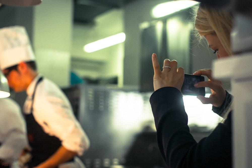 fotografia ristorante, fotografie marketing web sito