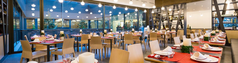 Biancospino, ristorante al Mirtillo Rosso