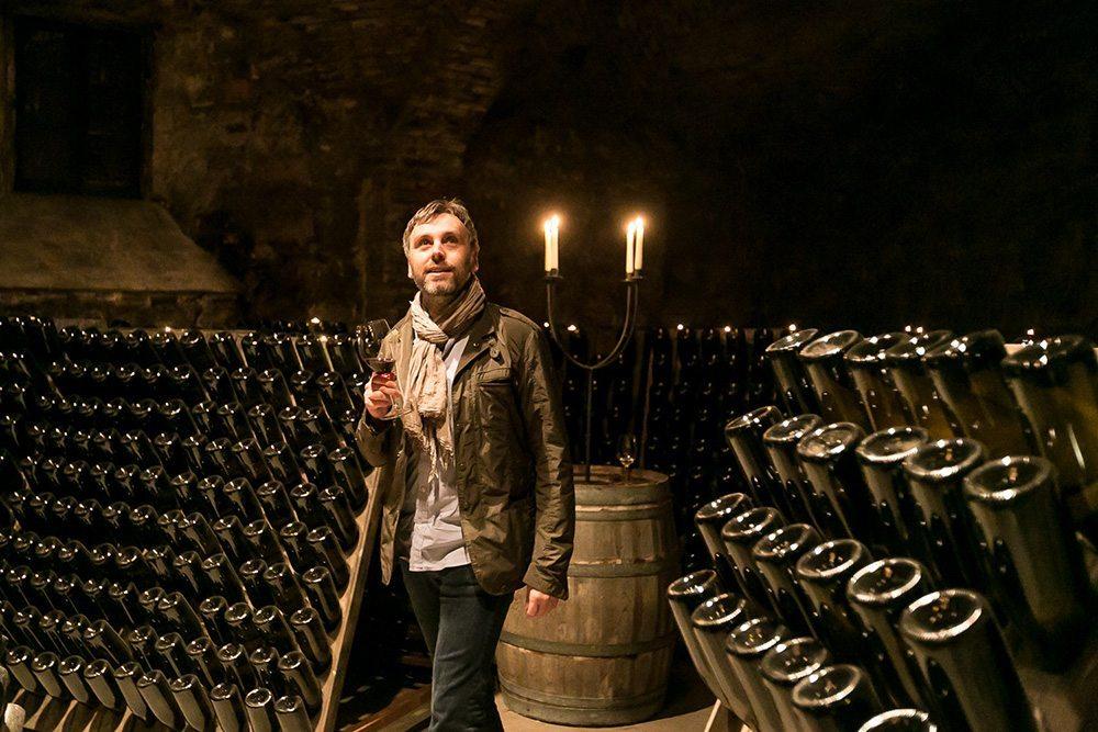 visual storytelling vino gavi Villa Sparina