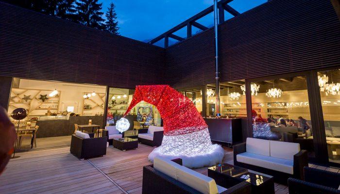 agenzia comunicazione hotel del Natale Mirtillo Rosso