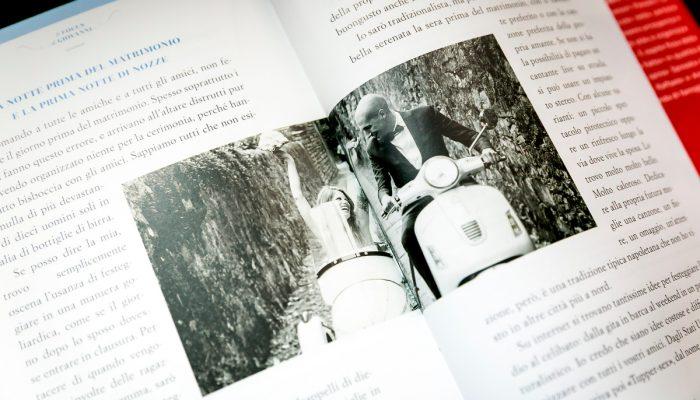 Storytelling e fotografie libro Il Velo fa Sposa Pinella Ciacci, foto matrimonio