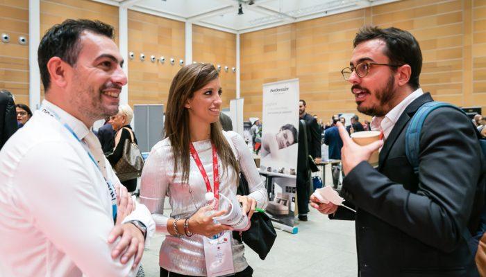 Elisa Piemontesi Matteo Toresani Nicola Delvecchio Hospitality Day Rimini