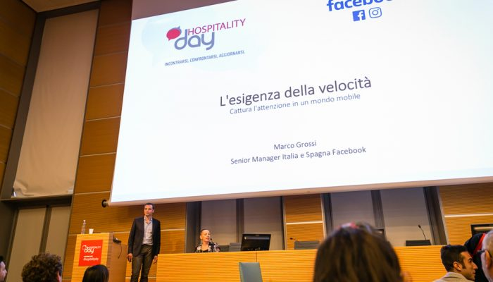 Facebook social media Hospitality Day Rimini