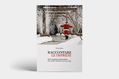 Libro marketing Raccontare le Imprese