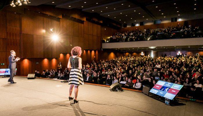 Giulia Bezzi Salvatore Russo Evento digital marketing: SEO&Love