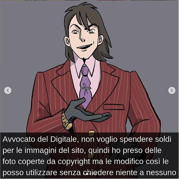 Diritti di immagine - Avvocato Vercellotti