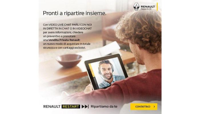 Storytelling della sicurezza: Renault