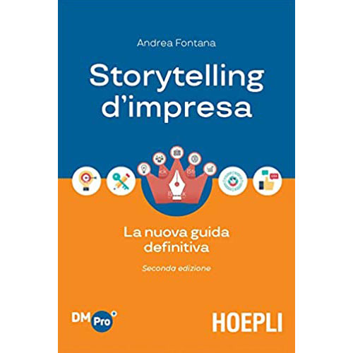 Libri storytelling: fontana-storytelling-impresa