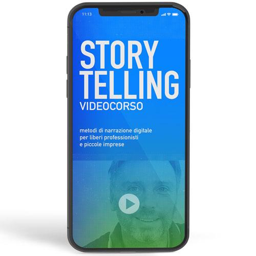 Libri storytelling: video-corso-storytelling-online